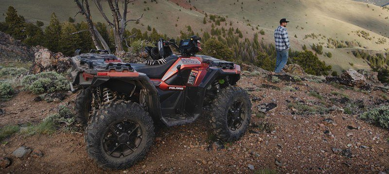 2020 Polaris Sportsman 850 Premium Trail Package (Red Sticker) in Hillman, Michigan - Photo 7