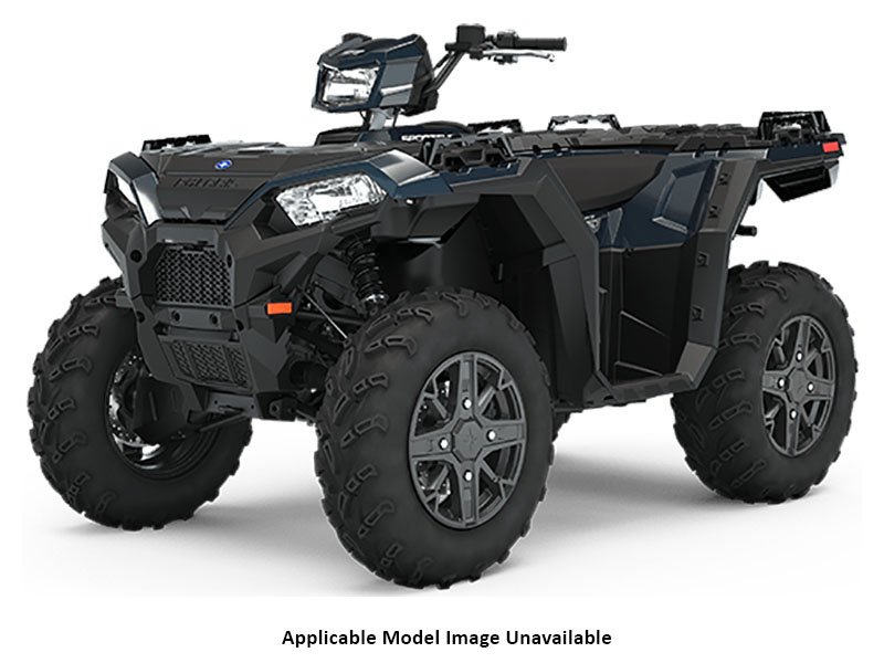 2020 Polaris Sportsman 850 Premium Trail Package (Red Sticker) in Auburn, California - Photo 1