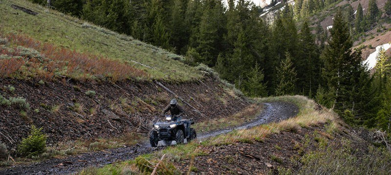 2020 Polaris Sportsman 850 Premium Trail Package (Red Sticker) in Saint Johnsbury, Vermont - Photo 2