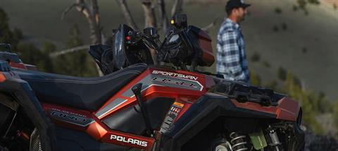2020 Polaris Sportsman 850 Premium Trail Package (Red Sticker) in Trout Creek, New York - Photo 3