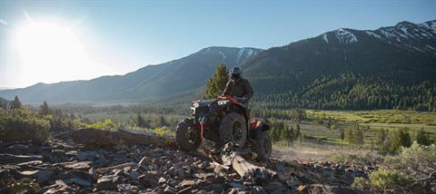 2020 Polaris Sportsman 850 Premium Trail Package (Red Sticker) in Saint Johnsbury, Vermont - Photo 5