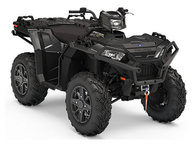 2019 Polaris Sportsman 850 SP Premium in Monroe, Michigan