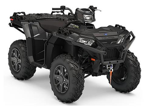 2019 Polaris Sportsman 850 SP Premium in Hancock, Wisconsin