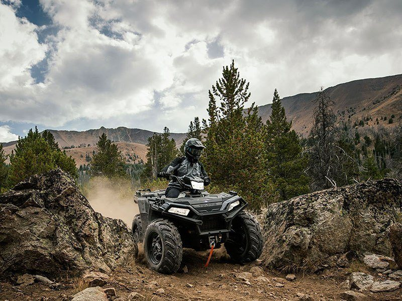 2019 Polaris Sportsman 850 SP Premium in Petersburg, West Virginia