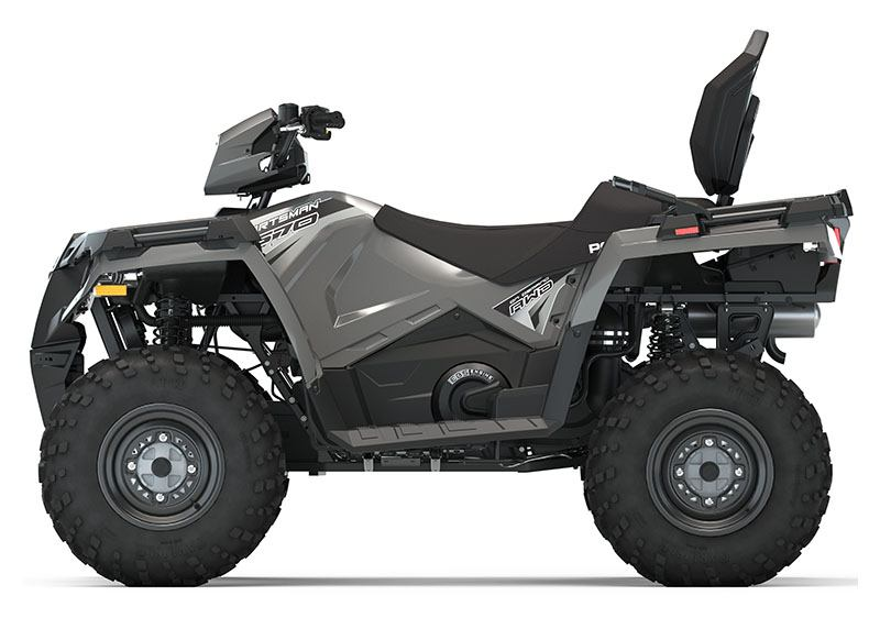 2020 Polaris Sportsman Touring 570 EPS in Barre, Massachusetts - Photo 2