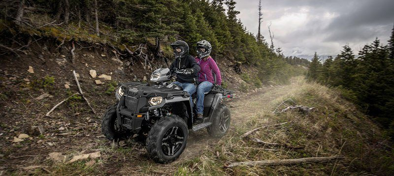 2020 Polaris Sportsman Touring 570 Premium (EVAP) in Durant, Oklahoma - Photo 2