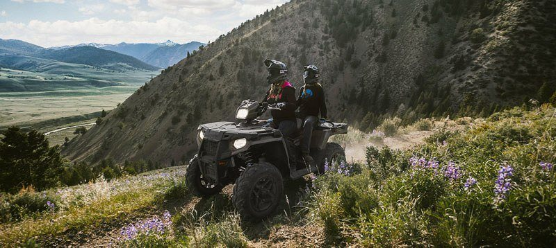 2020 Polaris Sportsman Touring 570 Premium (EVAP) in Marshall, Texas - Photo 4