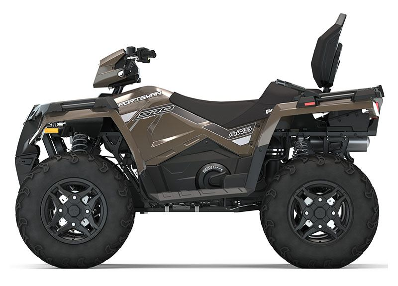 2020 Polaris Sportsman Touring 570 Premium in Cleveland, Ohio - Photo 2