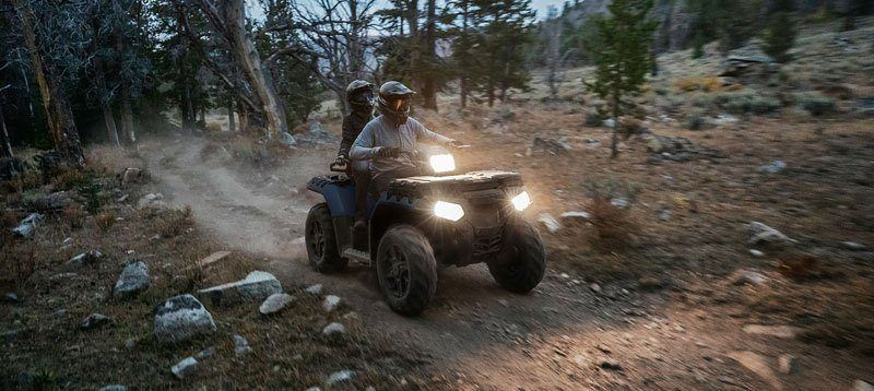 2020 Polaris Sportsman Touring 850 in Lewiston, Maine - Photo 4