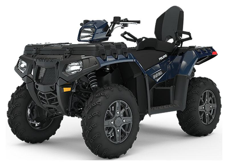 2020 Polaris Sportsman Touring 850 (Red Sticker) in Kailua Kona, Hawaii - Photo 1