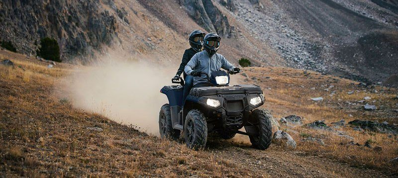2020 Polaris Sportsman Touring 850 (Red Sticker) in Ennis, Texas - Photo 2