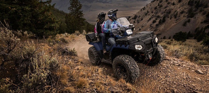 2020 Polaris Sportsman Touring 850 (Red Sticker) in Dimondale, Michigan - Photo 3
