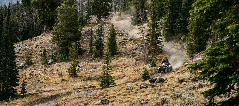 2020 Polaris Sportsman Touring XP 1000 in Bigfork, Minnesota - Photo 2