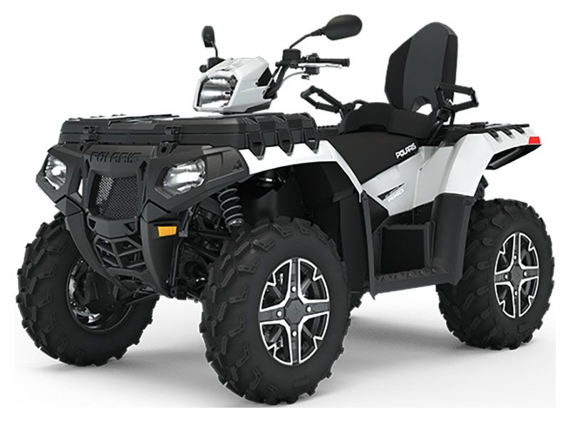 2020 Polaris Sportsman Touring XP 1000 (Red Sticker) in Frontenac, Kansas - Photo 1