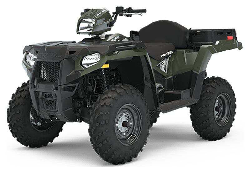 2020 Polaris Sportsman X2 570 (Red Sticker) in Ponderay, Idaho - Photo 1