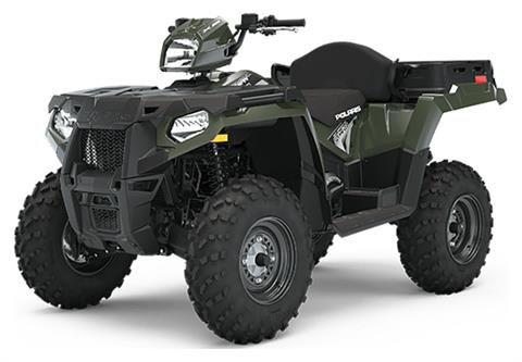 2020 Polaris Sportsman X2 570 in Danbury, Connecticut