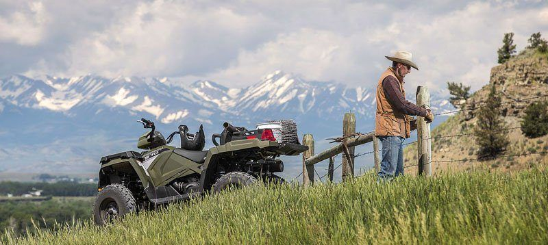 2020 Polaris Sportsman X2 570 in Iowa City, Iowa - Photo 8