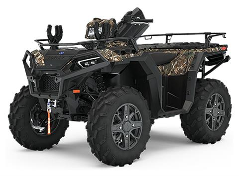 2020 Polaris Sportsman XP 1000 Hunter Edition (Red Sticker) in Kaukauna, Wisconsin