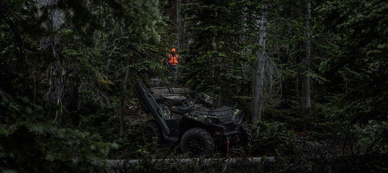 2020 Polaris Sportsman XP 1000 Hunter Edition (Red Sticker) in Sacramento, California - Photo 3