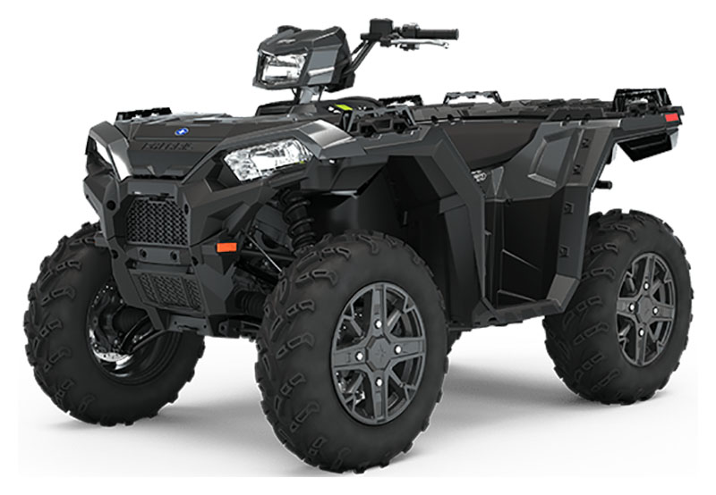 2020 Polaris Sportsman XP 1000 Trail Package (Red Sticker) in Troy, New York - Photo 1