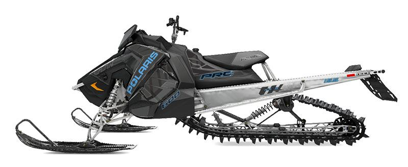 2020 Polaris 600 PRO RMK 155 SC in Park Rapids, Minnesota - Photo 2
