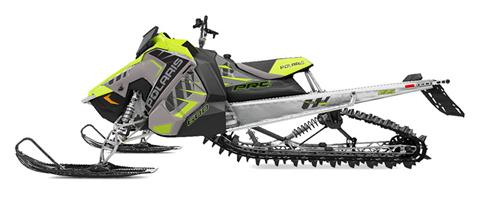 2020 Polaris 600 PRO-RMK 155 SC in Dimondale, Michigan - Photo 2