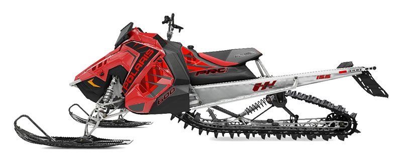 2020 Polaris 600 PRO-RMK 155 SC in Elkhorn, Wisconsin - Photo 2