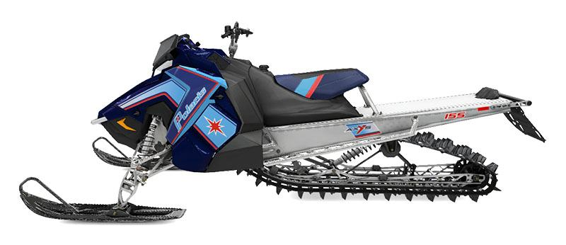 2020 Polaris 600 PRO-RMK 155 SC in Kaukauna, Wisconsin - Photo 2