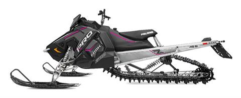 2020 Polaris 600 PRO RMK 155 SC in Woodruff, Wisconsin - Photo 2