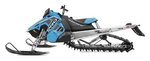 2020 Polaris 600 PRO RMK 155 SC in Lake City, Colorado - Photo 2