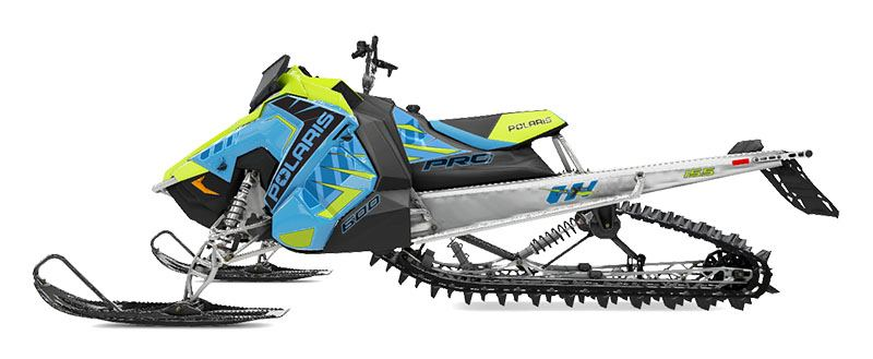 2020 Polaris 600 PRO-RMK 155 SC in Lincoln, Maine - Photo 2
