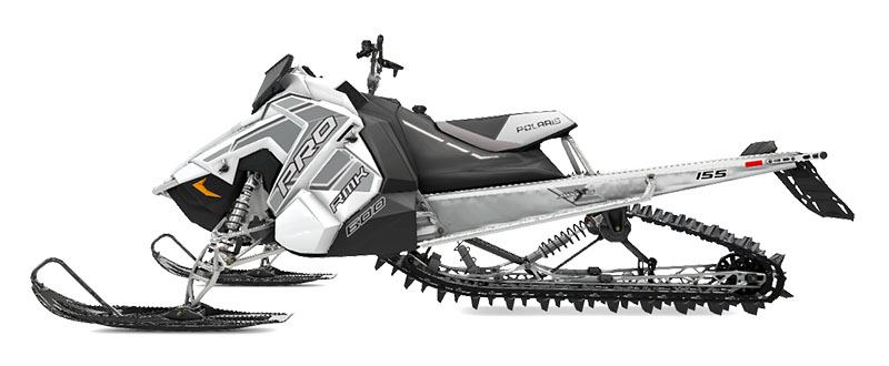 2020 Polaris 600 PRO-RMK 155 SC in Altoona, Wisconsin - Photo 2