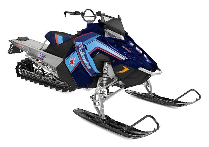 2020 Polaris 600 PRO-RMK 155 SC in Kamas, Utah - Photo 3