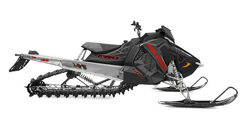 2020 Polaris 600 PRO-RMK 155 SC in Scottsbluff, Nebraska
