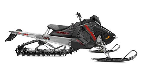 2020 Polaris 600 PRO RMK 155 SC in Shawano, Wisconsin