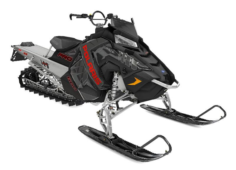 2020 Polaris 600 PRO RMK 155 SC in Lincoln, Maine
