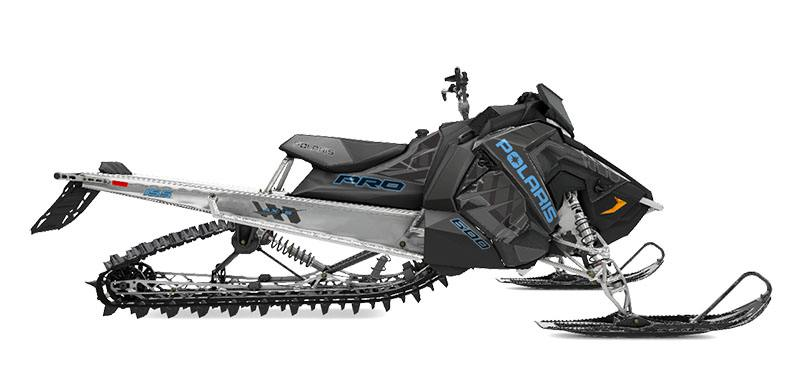 2020 Polaris 600 PRO RMK 155 SC in Dimondale, Michigan