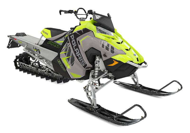 2020 Polaris 600 PRO-RMK 155 SC in Dimondale, Michigan - Photo 3