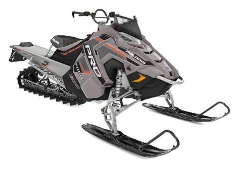 2020 Polaris 600 PRO-RMK 155 SC in Lewiston, Maine - Photo 3