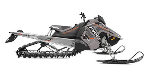 2020 Polaris 600 PRO RMK 155 SC in Elkhorn, Wisconsin