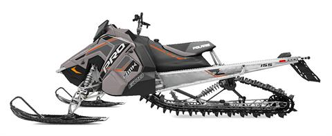 2020 Polaris 600 PRO-RMK 155 SC in Antigo, Wisconsin - Photo 2
