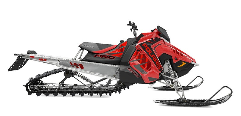 2020 Polaris 600 PRO RMK 155 SC in Lake City, Colorado - Photo 1