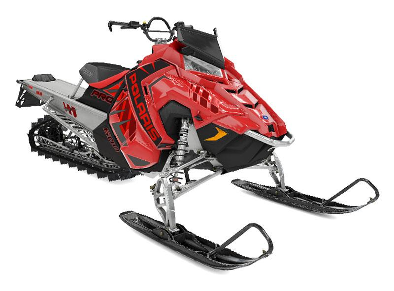 2020 Polaris 600 PRO-RMK 155 SC in Grimes, Iowa - Photo 3