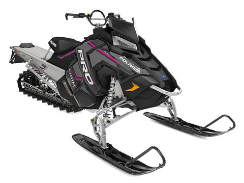 2020 Polaris 600 PRO-RMK 155 SC in Wausau, Wisconsin