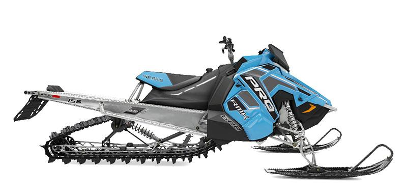 2020 Polaris 600 PRO-RMK 155 SC in Dimondale, Michigan
