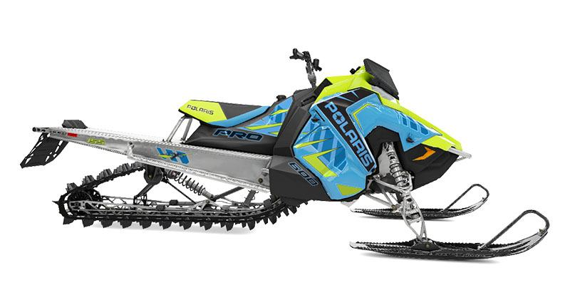 2020 Polaris 600 PRO-RMK 155 SC in Center Conway, New Hampshire
