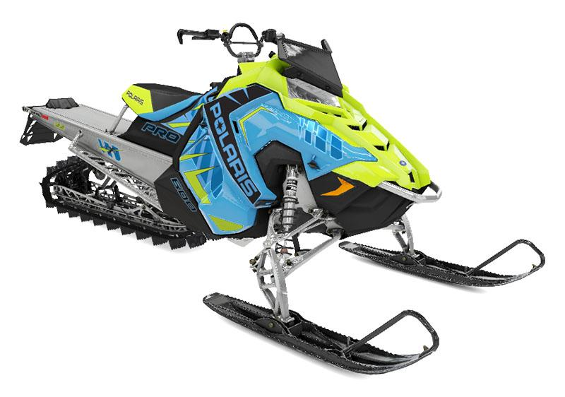 2020 Polaris 600 PRO-RMK 155 SC in Mount Pleasant, Michigan