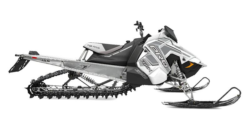 2020 Polaris 600 PRO-RMK 155 SC in Altoona, Wisconsin - Photo 1