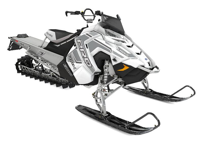 2020 Polaris 600 PRO RMK 155 SC in Albuquerque, New Mexico - Photo 3