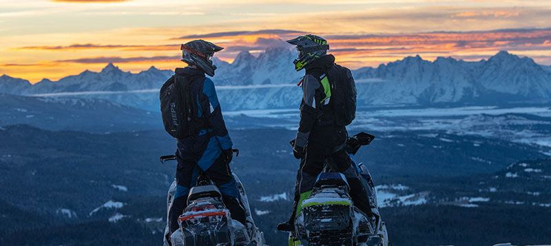 2020 Polaris 600 PRO RMK 155 SC in Fairbanks, Alaska - Photo 6